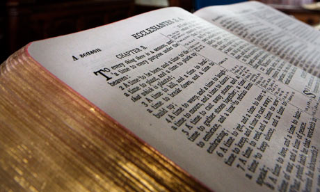 Calendario lectura bíblica