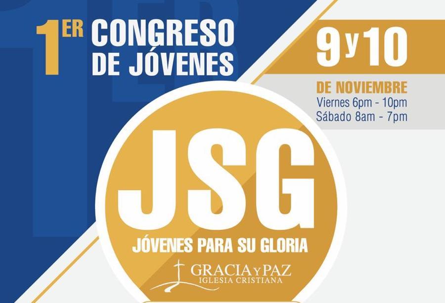 Congreso: Jóvenes para Su gloria 2018